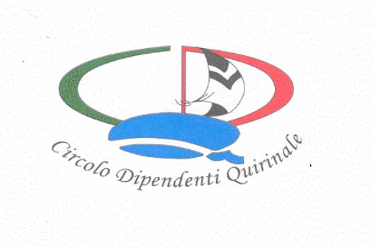 CIRCOLO DIPENDENTI QUIRINALE - VOGLIO